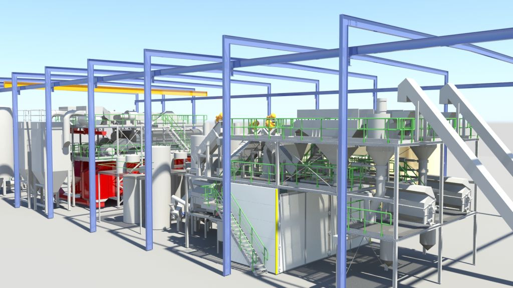 Attero demonstrates new recycling proces with Aganfoils