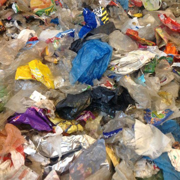 Verpakkingsafval wordt grondstof