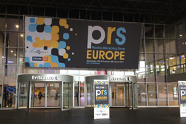 Attero op Plastic Recycling Show (PRS) Event Amsterdam
